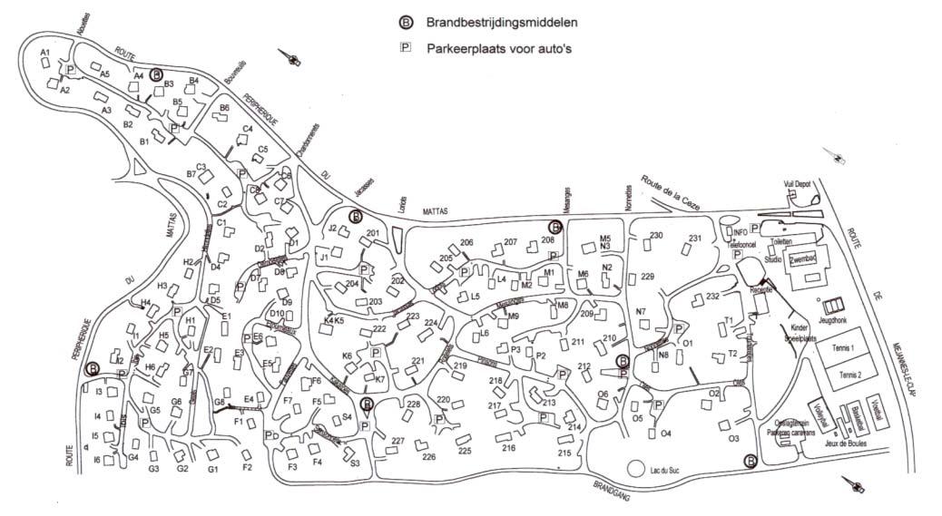 mattas-plattegrond